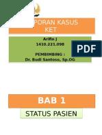 LAPORAN KASUS ARIFIN (KET).pptx
