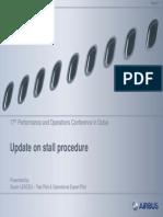 Updated Stall Procedure