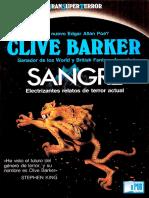 Clive Barker - Sangre