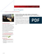 Polycom Trade-In Program 2H 2011