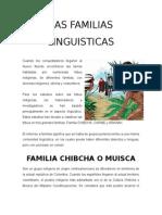 Las Familias Linguisticas_carlos Palencia