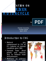 Cng Drvn Mtrcycle
