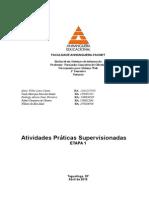ATPS - Ferramentas Para Sistemas Web.