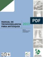 Manual Tecnovigilancia Sssypsa 2013