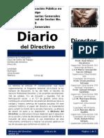 Bitácora Del Director Sector 19