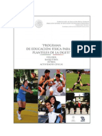 Programa de Estudio de Efi