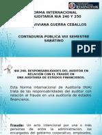 Norma Internacional de 240-250