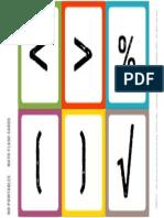 Mrprintables Fc12 Math Symbols Advanced a4