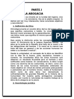 MONOGRAFIA DE LA ETICA DEL ABOGADO