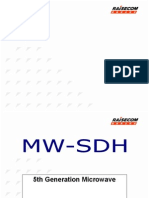 Microwave SDH Product Line
