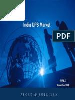 india uninterruptible power supply market.pdf