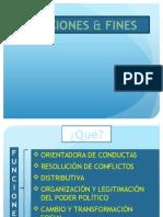 12. Funciones y Fines