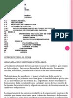 Organización Sistemas Contables
