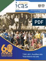 60 años de formas científicos sociales Gaceta 240