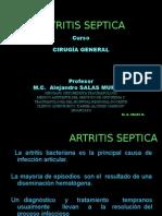 Artritis Septica - Copia