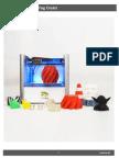 Leapfrog 3D Printers Creatr Manual Simplify3D v1.0.0