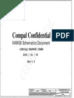 Acer Aspire 5516 5517 5063 5561 Emachines e625 g625 Compal La-4861p Kawg0 - Rev 1.0 PDF