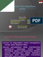 50812513 Ukuran Penyebaran Data Kelompok 10