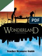 Wonderland Study Guide
