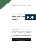 7.1- Pet. Inicial - Revisão - Pensão Por Morte - Inclusão de Parcelas Salariais Reconhecidas Em Reclamatória Trabalhista