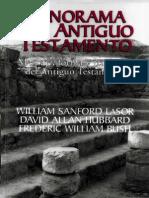 Panorama Del Antiguo Testamento William Sanford, Lasor David