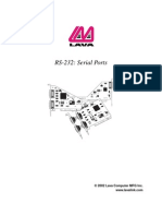 Rs 232 Serial Ports