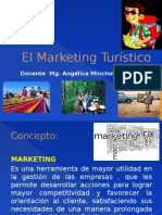 el marketing turistico
