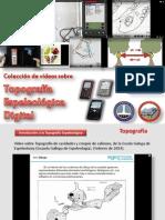 2015-08.26 Colección Vídeos Topografía