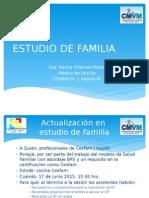 Estudio de Familia 17 Junio