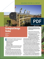 Ecological Design Redux