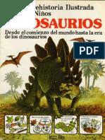 Varios - La Prehistoria Ilustrada Para Niños - Dinosaurios