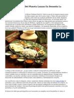 Los Mejores Chefs Del Planeta Lanzan En Donostia La Campaña