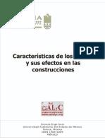 Características de Los Sismos y Sus Efectos en Las Construciones
