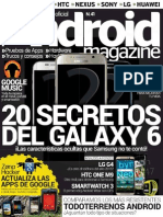 Android Magazine - Julio Agosto 2015