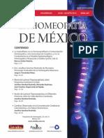 La Homeopatía de México, no. 697 (julio-agosto de 2015)