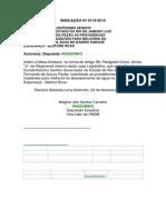 Indicação n 0174-2015