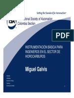Instrumentación Básica Para Ingenieros en El Sector de Hidrocarburos - DIA 1