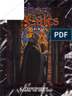 WOD - Vampire - The Dark Ages - Ashen Cults