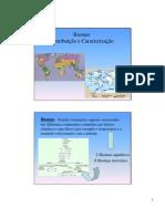 Biomas Distribuição e Caracterização