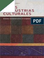 Iartes e Ndustrias Culturales