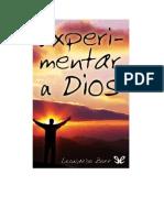 Boff Leonardo - Experimentar A Dios.doc