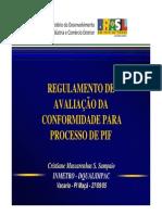 Referência para ISO