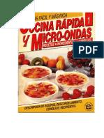 - Cocina Rapida y Microondas.buenisima Con Fotos Para Imprimir