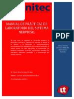 Manual de Practicas de Laboratorio Del Sistema Nervioso Q1-2015 (1)