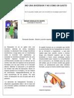 LA EDUCACION COMO INVERSION Y NO COMO UN GASTO.pdf
