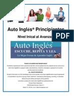 1 Auto Ingles Auto Ingles Para Principantes