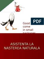 Asistenta La Nastere 1 Asist Mg Plata Cu Ora