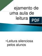 Planejamento de Uma Aula de Leitura
