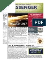 Messenger 8-25-15