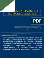 Modelos Matematicos y Teo Decisiones